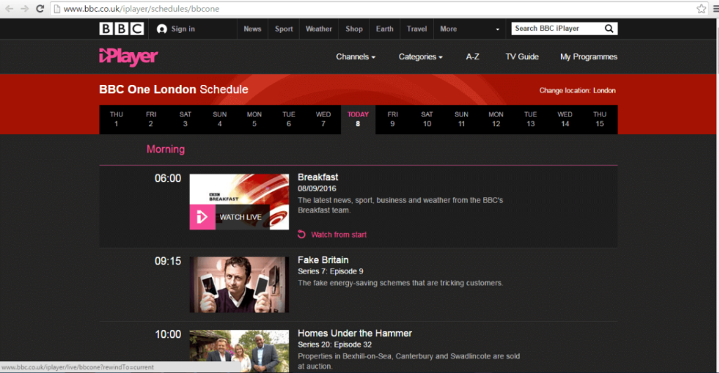bbc-iplayer-schedule