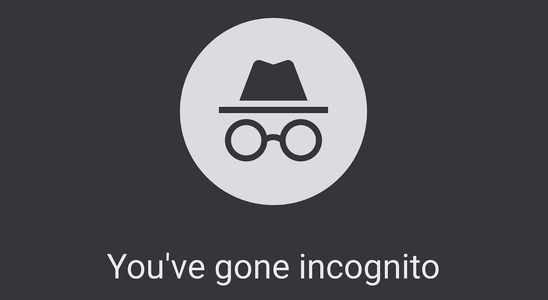 What is the incognito mode
