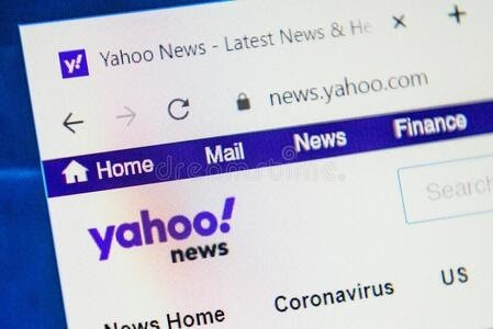 Yahoo- search engine in canada
