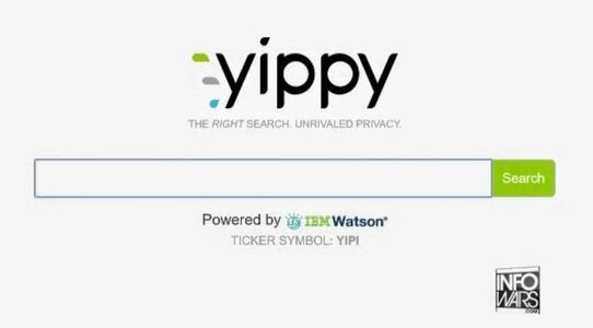 Yippy- search engine in canada