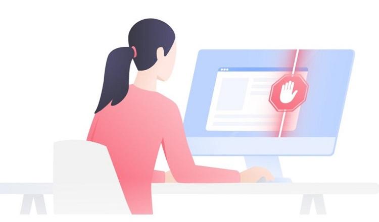 NordVPN CyberSec Ad Blocker