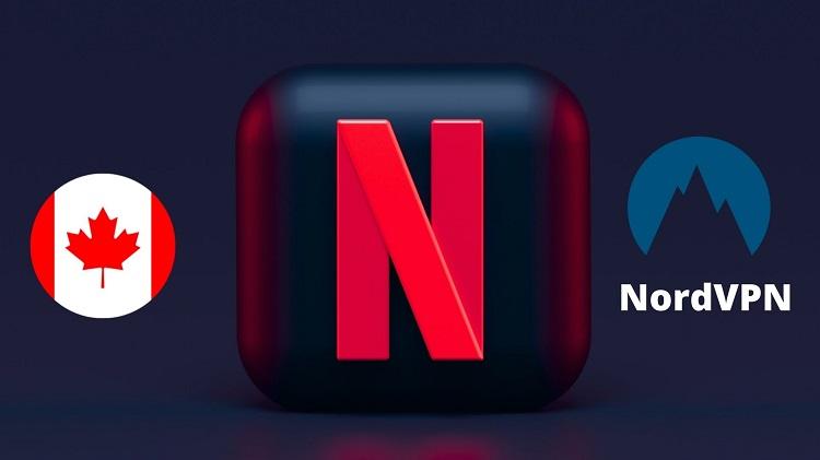 American Netflix with NordVPN