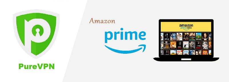 PureVpn for American Amazon prime in canada