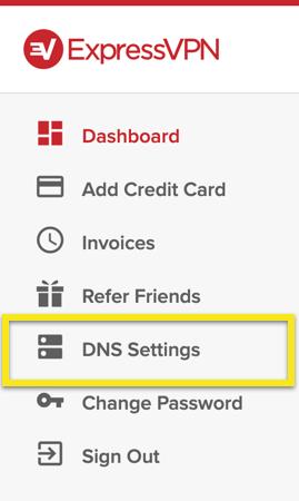 expressvpn-dashboard-dns-settings