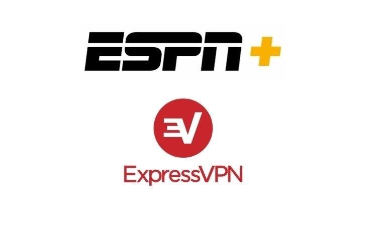 ExpressVPN- ESPN plus Canada