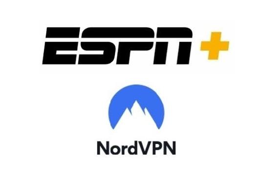 NordVPN -ESPN plus Canada