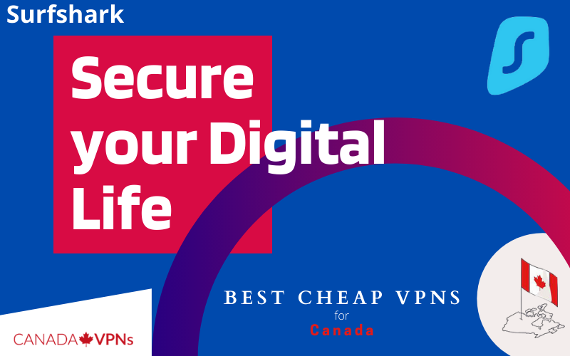 Best Cheap VPN - Surfshark