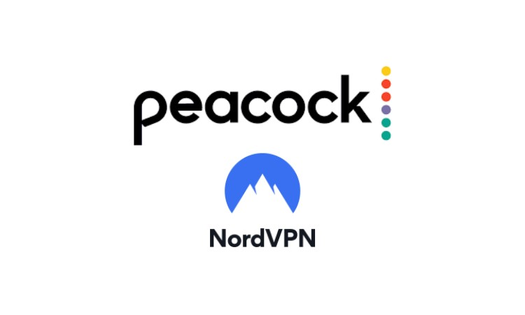 Peacock TV with NordVPN