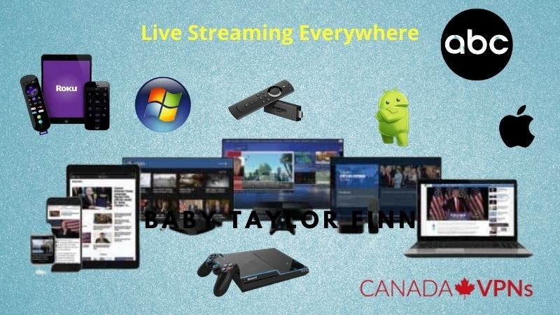ABC in Canada on devices