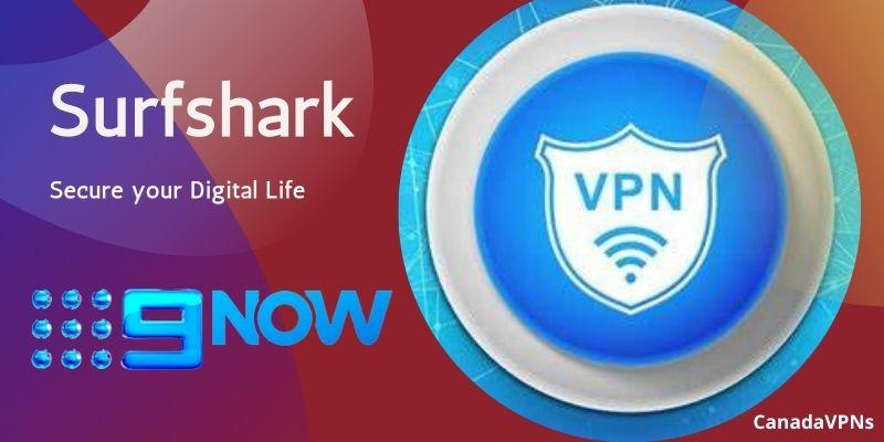 Channel 9 in Canada- Surfshark VPN