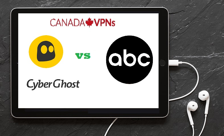CyberGhost to watch ABC