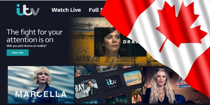 How to watch ITV in Canada