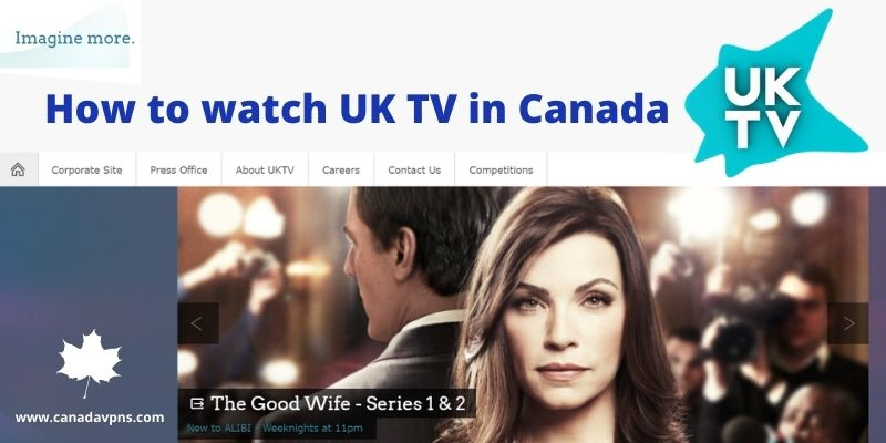 How to watch UK TV in Canada