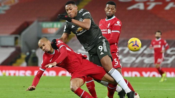 Liverpool Vs. Man United 2021