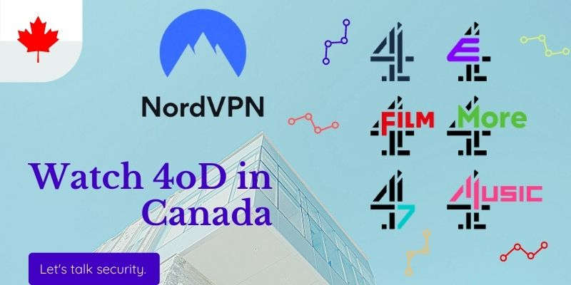 NordVPN for Channel 4 in Canada