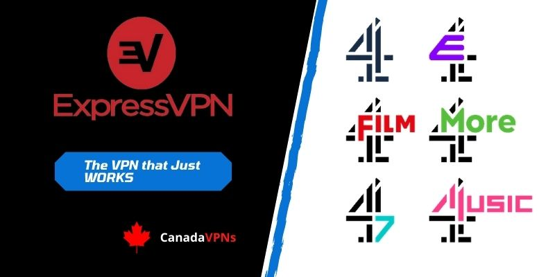 unblock Channel 4 with ExpressVPN
