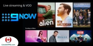 How to watch 9Now in Canada in 2021?