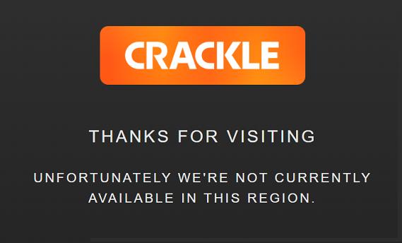 Crackle error