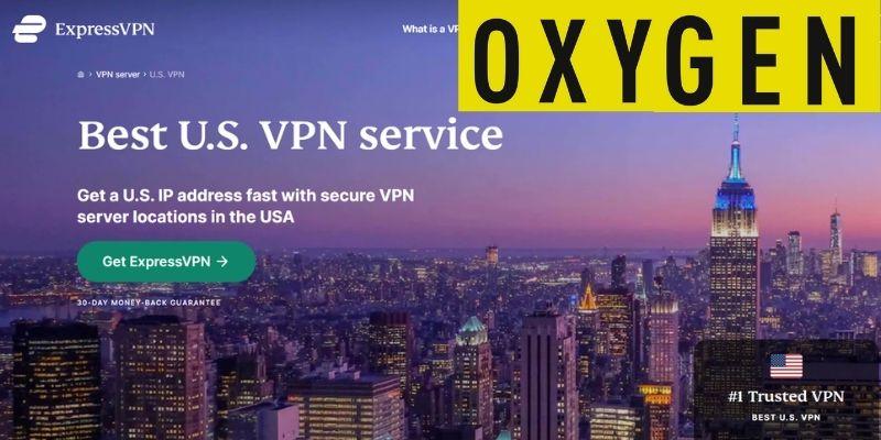 ExpressVPN - Oxygen tv in Canada