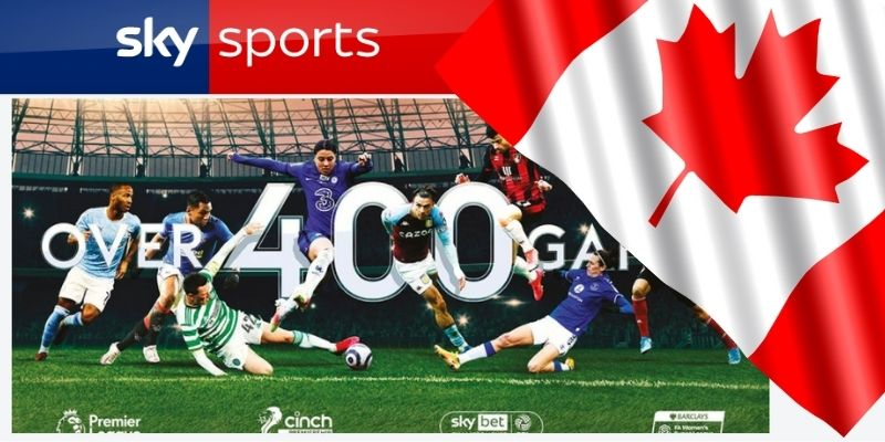 How to watch Sky Sports in Canada
