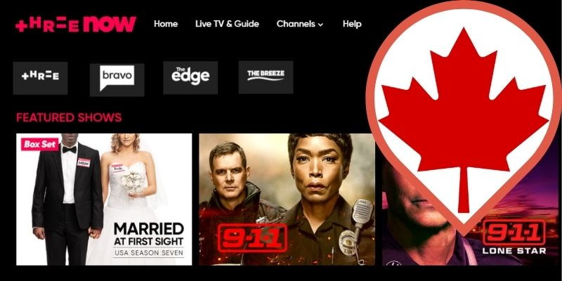 How to watch ThreeNow in Canada