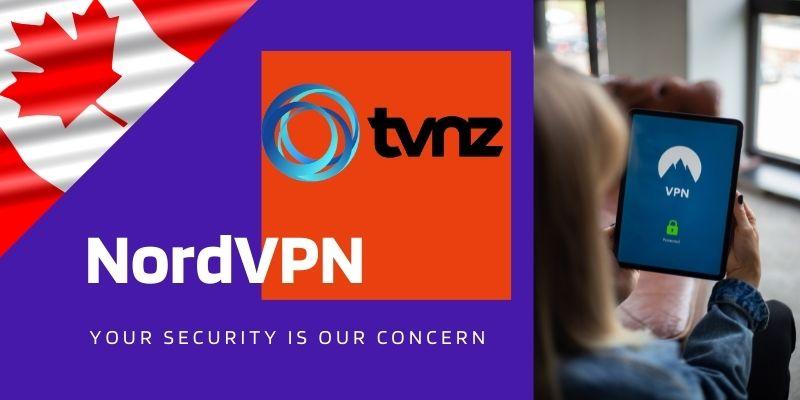 NordVPN - TVNZ VPN Canada