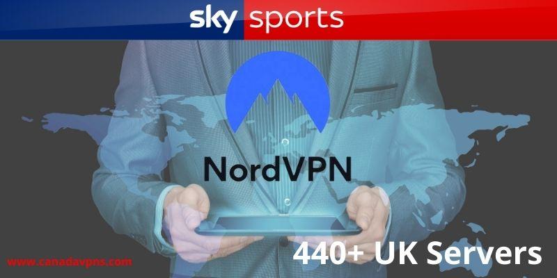 Sky Go VPN - NordVPN Canada