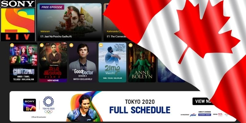 How to watch SonyLIV in Canada