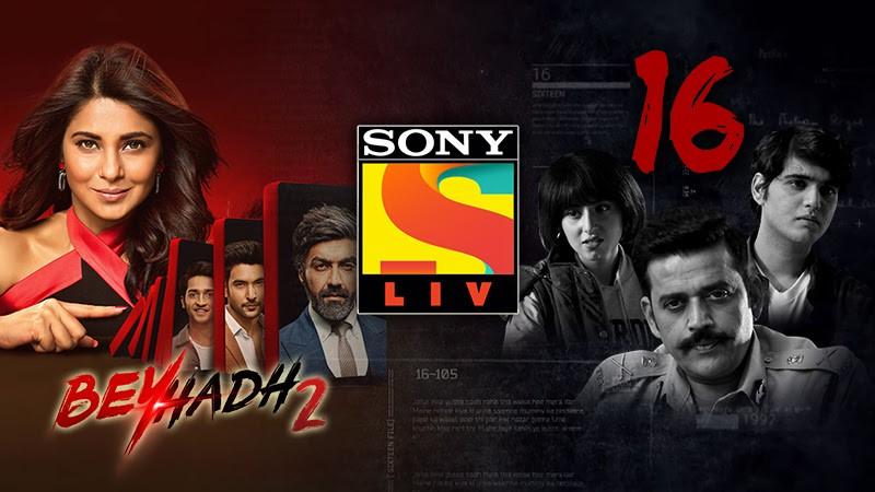 Trending Sonyliv TV shows