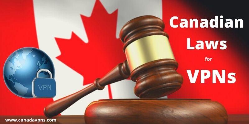 Canada vpn laws