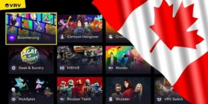 How to watch VRV in Canada? – Unlock the best Anime on VRV!