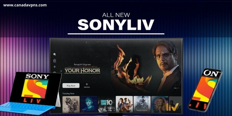 watch Sony Liv on multiple devices