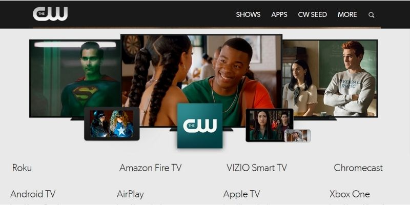 where to watch CW in Canada