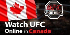 How to watch UFC 266 Live in Canada – Epic Battle between Volkanovski Vs. Ortega