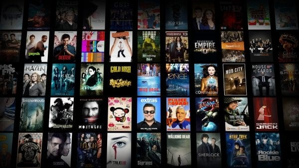 Kodi movies and TV shows add-on