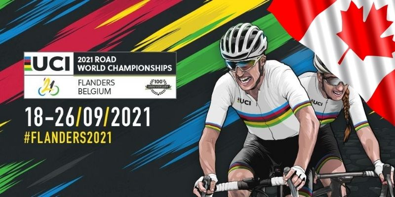 UCI Road World Championships 2021 in Canada