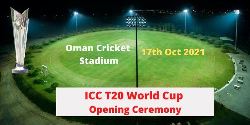 Oman Cricket Stadium hosting opening ceremony ICC T20 WC 2021
