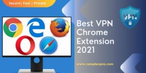 The Best VPN Chrome Extension in 2021 – for Secure and Fast Browsing Experience!