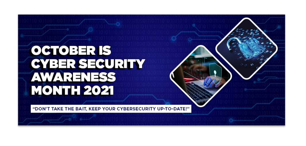 Cybersecurity Awareness Month 2021 in Canada