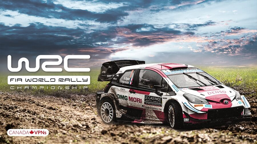 How to watch WRC Live in Canada